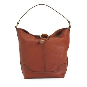 NWT Frye | Leather Ring Tote Hobo Bag